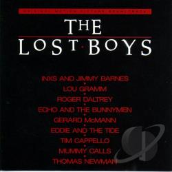 Lost Boys CD Cover Art
