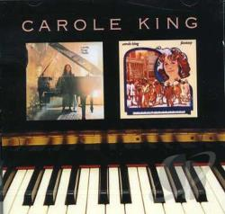 King, Carole - Music/Fantasy CD Cover Art