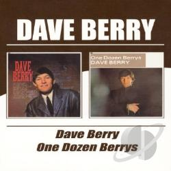 Berry, Dave - Dave Berry/One Dozen Berrys CD Cover Art