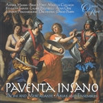 Cullagh / Massis / Mercadante / Pacini - Raventa Insano: Racini and Mercadenate Arias and Ensembles CD Cover Art