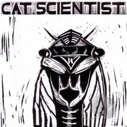Cat Scientist - Cicada CD Cover Art