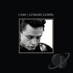 Cash, Johnny - Cash: Ultimate Gospel CD Cover Art