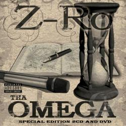 Z-Ro - Tha Omega CD Cover Art