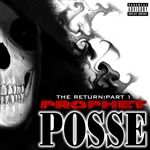 Prophet Posse - Return: Part 1 CD Cover Art