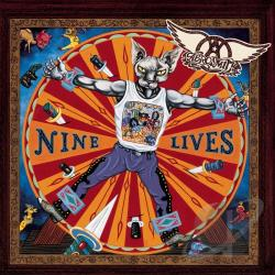 Aerosmith - Nine Lives CD Cover Art