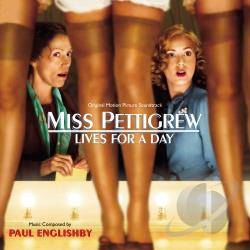 Englishby, Paul - Miss Pettigrew Lives for a Day CD Cover Art