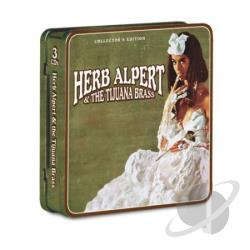 Alpert, Herb - Herb Alpert:Collector's Edition CD Cover Art