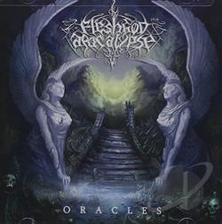 Fleshgod Apocalypse - Oracles CD Cover Art