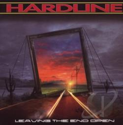 Hardline - Leaving the End Open CD Cover Art