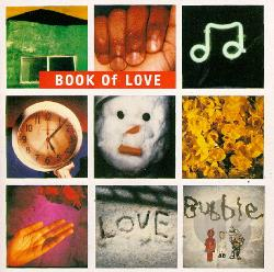 Book Of Love - Lovebubble CD Cover Art
