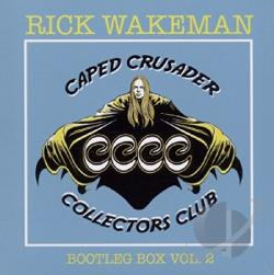 Wakeman, Rick - Bootleg Box, Vol. 2 CD Cover Art