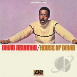 Newman, David Fathead - House of David CD Cover Art