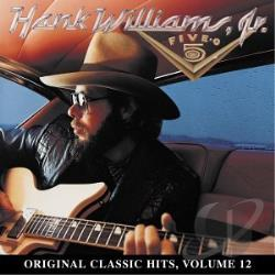Williams, Hank, Jr. - Five-O-Five CD Cover Art