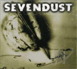Sevendust - Home CD Cover Art