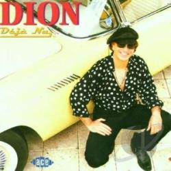 Dion - Deja Nu CD Cover Art
