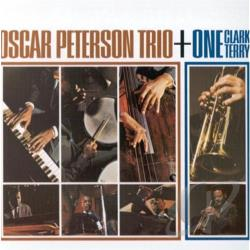 Peterson, Oscar - Trio + One CD Cover Art