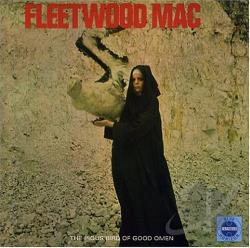 Fleetwood Mac - Pious Bird of Good Omen CD Cover Art