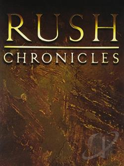 Rush - Chronicles CD Cover Art