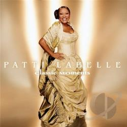 LaBelle, Patti - Classic Moments CD Cover Art