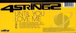 4 Strings - Until You Love Me LP Cover Art