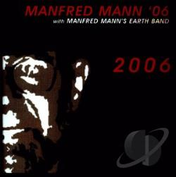 Mann, Manfred - 2006 CD Cover Art