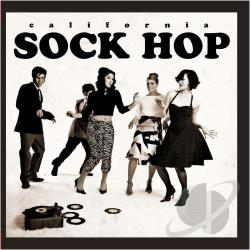 California Sock Hop CD Cover Art