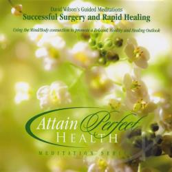 Wilson, David - Successful Surgery And Rapid Healing CD Cover Art