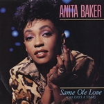 Baker, Anita - Same Ole Love [365 Days A Year] / Same Ole Love [365 Days A Year] [Live Version] [Digital 45] DB Cover Art