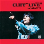 Richard, Cliff - Cliff 'Live' In Japan '72 DB Cover Art