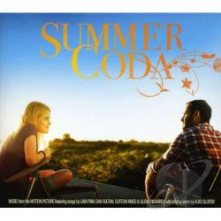 Summer Coda CD Cover Art
