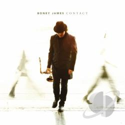James, Boney - Contact CD Cover Art