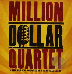 Million Dollar Quartet CD Cover Art