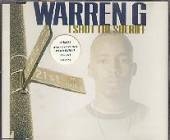 Warren G - I Shot The Sheriff + 3 More (EP) CD Cover Art