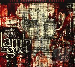 Lamb Of God - As the Palaces Burn CD Cover Art