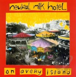 Neutral Milk Hotel - On Avery Island CD Cover Art