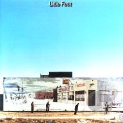 Little Feat - Little Feat CD Cover Art