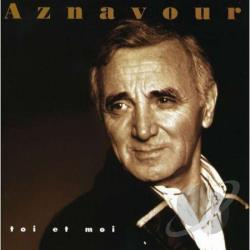 Aznavour, Charles - Toi & Moi CD Cover Art
