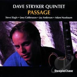 Stryker, Dave - Passage CD Cover Art