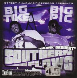 Big Tike - Southern Flows 4.5 CD Cover Art