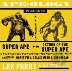 Perry, Lee 'Scratch' - Ape-ology CD Cover Art