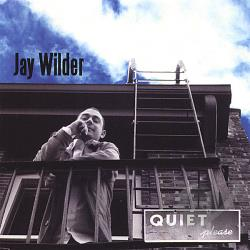 Wilder, Jay - Quiet, Please CD Cover Art