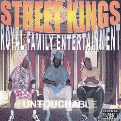 Street Kings - Untouchable CD Cover Art