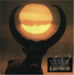 Ulver - Shadows of the Sun CD Cover Art