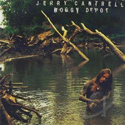 Cantrell, Jerry - Boggy Depot CD Cover Art