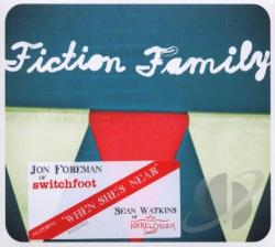 Fiction Family - Fiction Family CD Cover Art