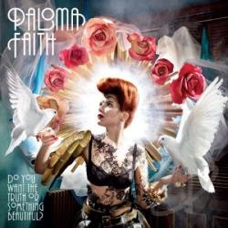 Faith, Paloma - Do You Want the Truth or Something Beautiful? CD Cover Art