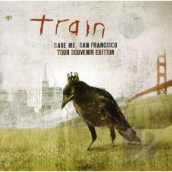 Train - Save Me, San Francisco CD Cover Art