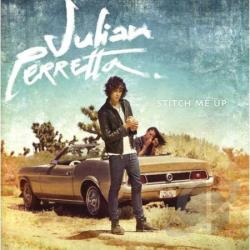 Perretta, Julian - Stitch Me Up CD Cover Art