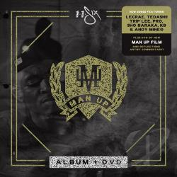 116 Clique - Man Up CD Cover Art