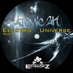 Atomic 2K - Electro Universe, Part I DB Cover Art